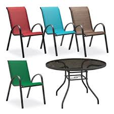 Stackable Patio Chairs Chisholm Trail True Value Stacking Patio Chairs U0026 Table Newton Ks