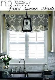 kitchen window valance ideas valances window treatments ideas protechnonews info