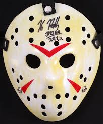 Jason Mask Online Sports Memorabilia Auction Pristine Auction