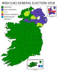 Election Maps Are Telling You Irish General Election 1918 Wikipedia