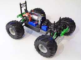 remote control monster truck grave digger traxxas 1 16 grave digger monster jam replica review rc truck stop