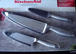 buy kitchenaid knife set stainless steel 3 pieces online at low