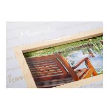 memo photo album vida 6x4 slip in memo photo album for 200 prints