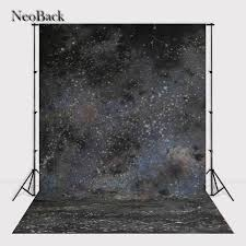 muslin backdrops neoback new 10x10ft 10x20ft crush dyed abstract master grey