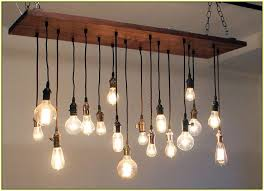 attractive hanging chandelier lights 17 best ideas about edison