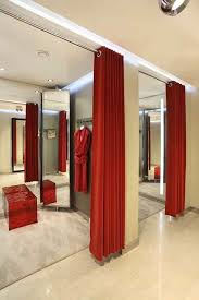 Dressing Room Curtains Designs Fitting Room Curtains Designs With Retail Fitting Rooms