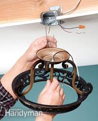 Replacing A Ceiling Light Fixture Electrical Tips Replacing A Light Fixture Family Handyman