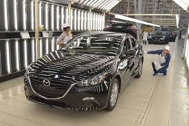 mazda car line mazda growing in guanajuato automotive manufacturing solutions