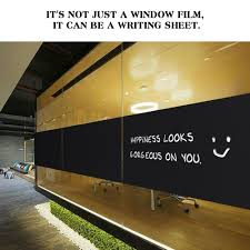 light blocking window film blackout privacy window film cling dark window tinting film non
