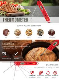food amazon com thermopro tp03a digital food cooking thermometer