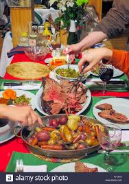 thanksgiving thanksgivingal american dinner menutraditional menu