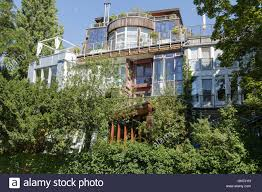 eco house by frei otto at corneliusstrasse 12d berlin germany