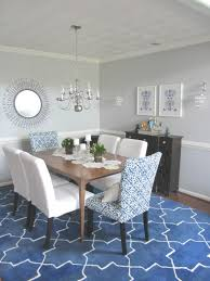 Rugs For Dining Room by Dining Room Combines Light And Dark Hgtv Country Dining Ideas
