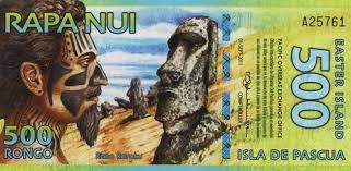 bureau de change ile de les billets de banque du chili