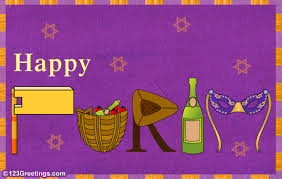 purim cards purim cards happy purim wish free purim ecards greeting cards 123