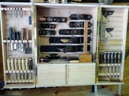 Home Made Cabinet - homemade woodworking tool cabinet homemadetools net