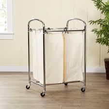 rolling laundry baskets u0026 carts you u0027ll love