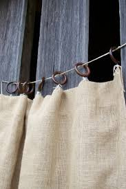 best 25 burlap drapes ideas on pinterest burlap curtains