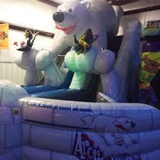m m center llc indoor center inflatables outdoor