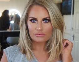 forced to get female hair style danielle armstrong is forced to speak out about her split with