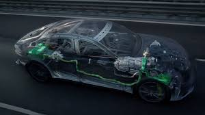 porsche hatchback 4 door porsche panamera 4 e hybrid animated cutaway shows how it works