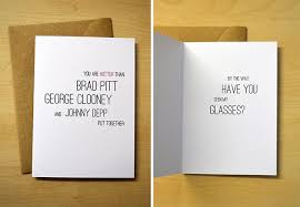 24 cards for couples with a twisted sense of humour