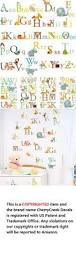 10 best wall murals educational images on pinterest singapore animals alphabet baby nursery peel stick wall art sticker decals for boys and girls