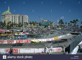 toyota california small section of the toyota grand prix race track in long beach