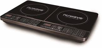 Nuwave Precision Portable Induction Cooktop Nuwave 30602 Double Precision Induction Cooktop Burner Black Ebay