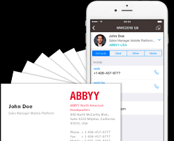 Default Size Of Business Card Scan And Manage All Your Business Cards And Contacts In A Flash On