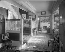 1920s home interiors vintage irvington denvir house in 1920 misc work inspriations