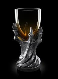 amazon com game of thrones dragonclaw goblet replica goblets