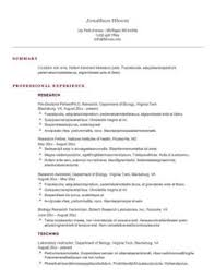 Chronological Resume Templates Chronological Resume Definition Format Layout 103 Exles