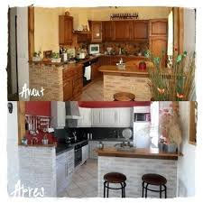 relooking cuisine rustique renovation cuisine avant apres uteyo renovation cuisine avant apres