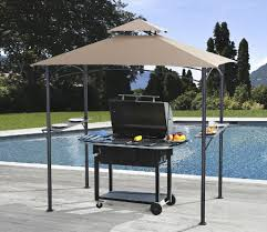 Mainstays Grill Gazebo by Diy Brick Of Bbq Grill Gazebo House Decorations And Furniture