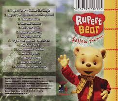 rupert bear follow magic amazon uk music