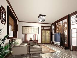 Chinese Home Design Chinese Living Room Decoration  Chinese - Modern chinese interior design