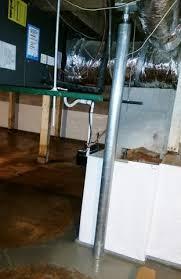 tar heel basement systems basement waterproofing photo album