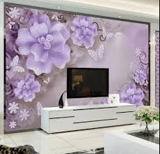 Purple Livingroom by Compare Prices On Purple Wallpaper Online Shopping Buy Low Price
