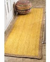 Natural Fiber Rug Runners Natural Fibers Oval Rugs Bhg Com Shop