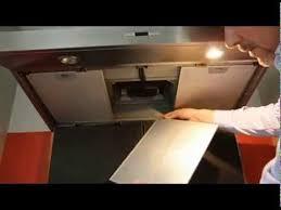 comment enlever une hotte de cuisine nettoyer les filtres métalliques de la hotte