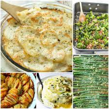 perfect thanksgiving 25 most pinned side dish recipes for thanksgiving and christmas