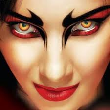 zombie red contact lenses 34647 red red