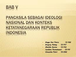 bab 1 pancasila sebagai ideologi terbuka dwi aji pengertian makna dan fungsi ideologi
