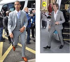 light gray suit brown shoes how to make the most of your suit