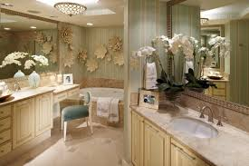 master bathroom showers white floating vanity with large mirror