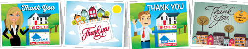 realtor thank you real estate greeting card 15223 ministry