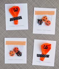a pretty cool life washi tape printable halloween party favors