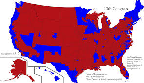 House District Map The Tyranny Of The Local Majority U2013 Blue Super Cells