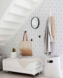 geometric cube wallpaper peel and stick